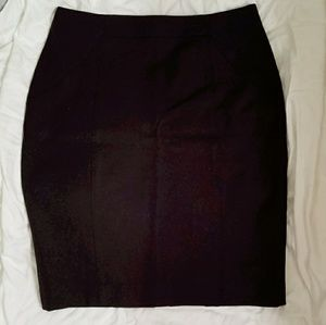 NWT Banana Republic Black Pencil Skirt